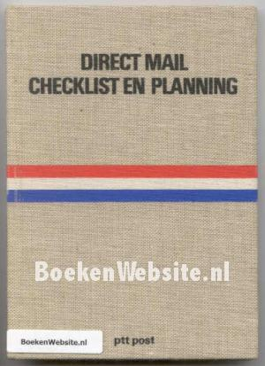 Direct Mail Checklist en Planning