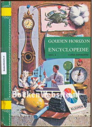 Gouden horizon Encyclopedie 4