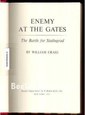 Enemy at the Gates, The Battle for Stalingrad