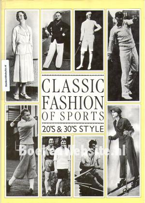 Classic Fashion of Sports