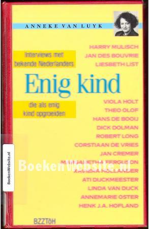Enig kind harry mulisch boeken - Bereik kind boek ...