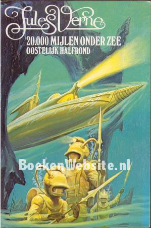 20000 Mijlen Onder Zee Oostelijk Halfrond Jules Verne Boeken