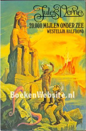 20000 Mijlen Onder Zee Westelijk Halfrond Jules Verne Boeken