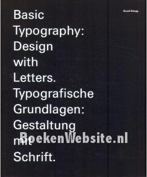 Basic Typography: Design with Letters