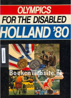 Olympics for the disabled Holland '80