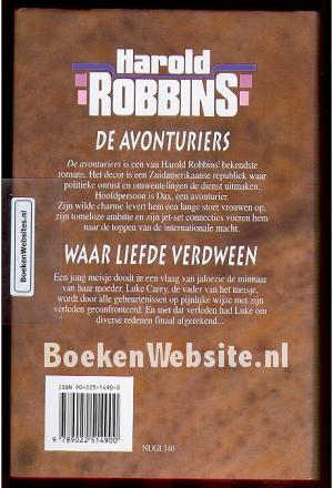 harold robbins the adventurers pdf
