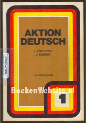 Aktion Deutsch 1