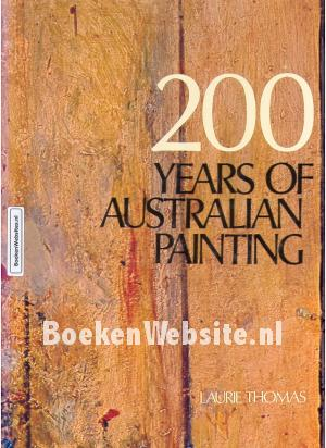 200 years of Australian painting