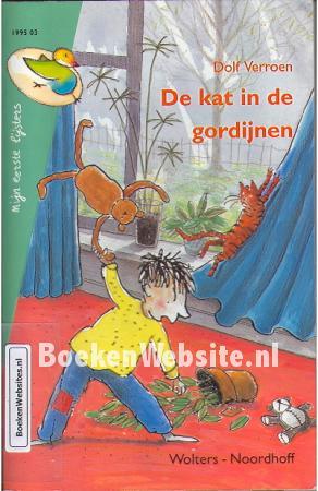 De kat in de gordijnen, Dolf Verroen   Boeken Website.nl