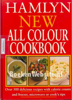 Hamlyn New All Coulour Cookbook