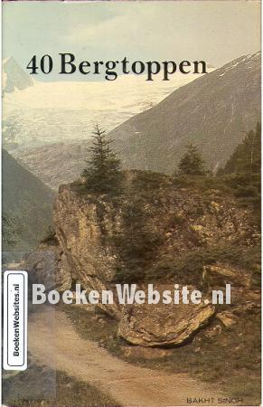 40 Bergtoppen
