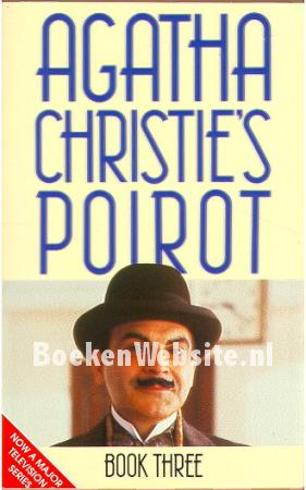 Agatha Christie's Poirot Book Three