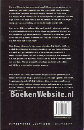 Moedwil Dan Simmons Boeken Websitenl