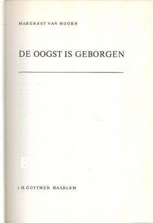 De oogst is geborgen