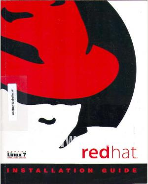 Red Hat Linux 7 Installation Guide