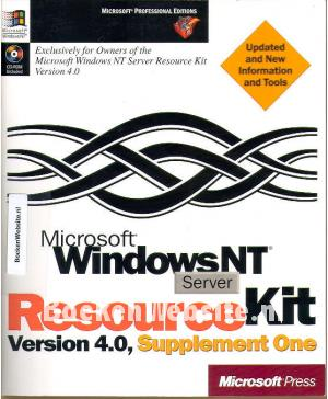 Windows NT Server Resource Kit  V.4.0 Suppl.1