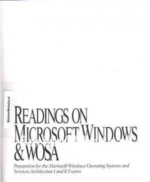 Readings on Microsoft Windows & Wosa