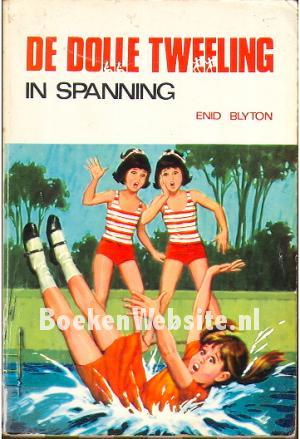 de dolle tweeling in spanning blyton enid boeken website nl