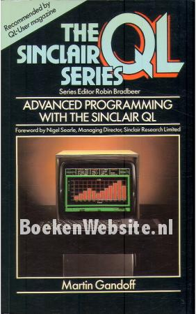 Advanced Programming with the Sinclair QL