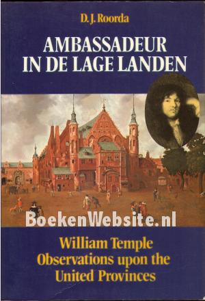 Ambassadeur in de Lage Landen William Temple