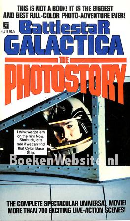 Battlestar Galactica, the Photostory