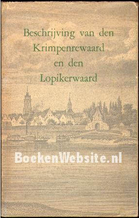Beschrijving Van Den Helder - Door J. Van Dam Den Boumeester - Bakker - 1847 1st
