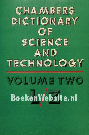 Chambers Dictionary of Science and Techology II