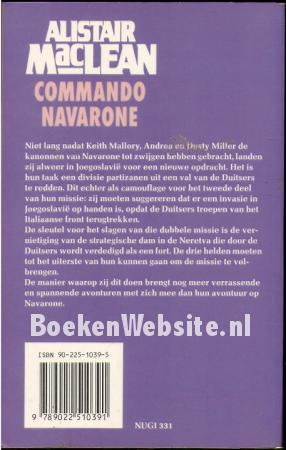 Commando Navarone