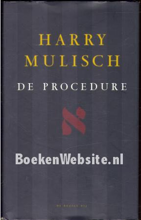 De Procedure Van Harry Mulisch 50 X Tweedehands Te Koop