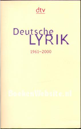 Deutsche Lyrik 10