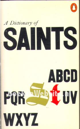 A Dictionary of Saints