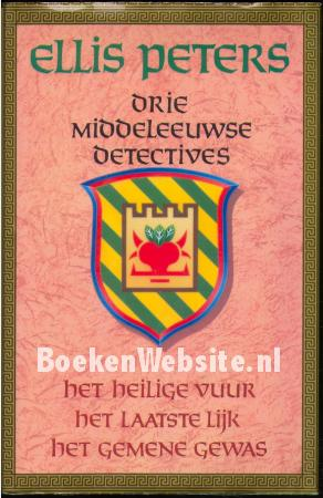 Drie middeleeuwse detectives
