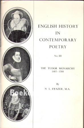 English History in Comtemporary Poetry III