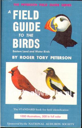 A Field Guide to the Birds Eastern Land and Water Birds