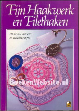 Fijn Haakwerk En Filethaken Diversen Boeken Websitenl