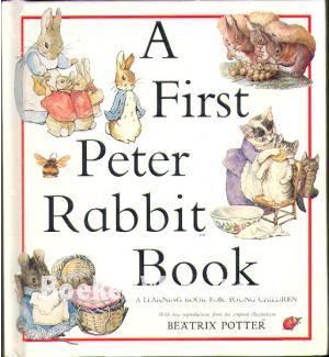 A First Peter Rabbit Book