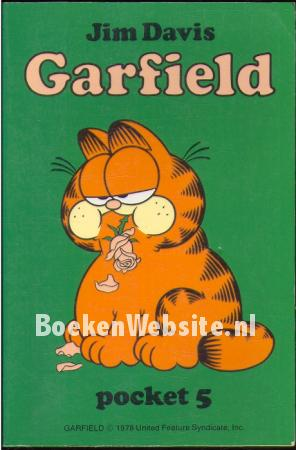 Garfield pocket 5