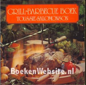 Grill-barbecue boek