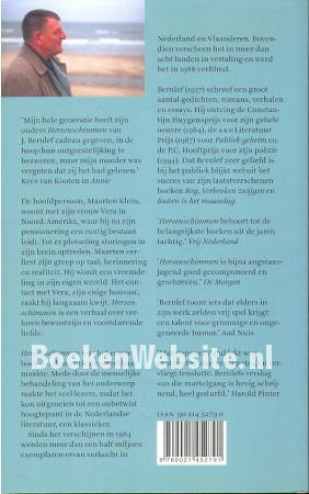 Hersenschimmen J Bernlef Boeken Websitenl