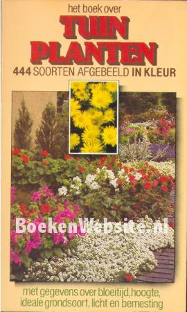 Het boek over tuinplanten rob van maanen boeken for Het boek over jou