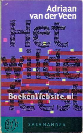 0023 Het Wilde Feest Adriaan Van Der Veen Boeken Websitenl