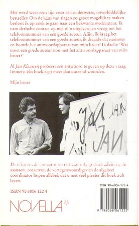 Ik Jan Klaassen Herman Finkers Boeken Websitenl