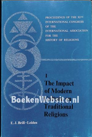 The Impact of Modern Culture on Traditional Religions I