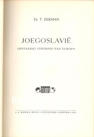 Joegoslavie