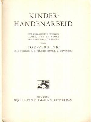 Kinderhandenarbeid