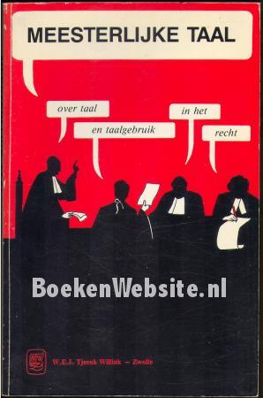 Meesterlijke taal, Diversen | Boeken Website.nl
