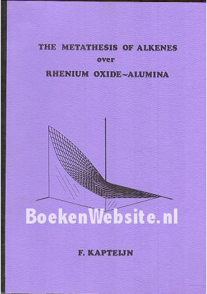 The Metathesis of Alkenes...