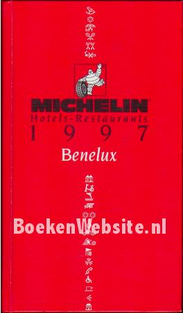 Michelin Hotels Restaurants Benelux