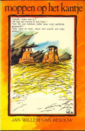 Moppen Op Het Kantje Jan Willem Van Besouw Boeken Websitenl