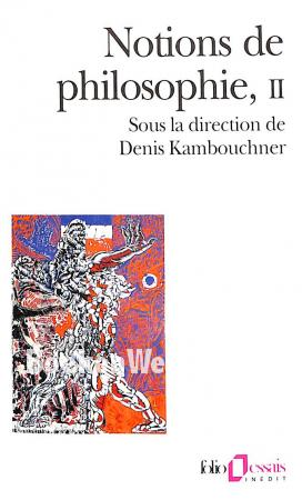 Notions de philosophie II